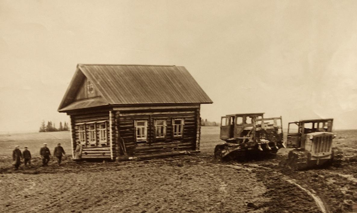 «Ехала деревня», 1969 год | Фалёнки и Фалёнский район неперспективный