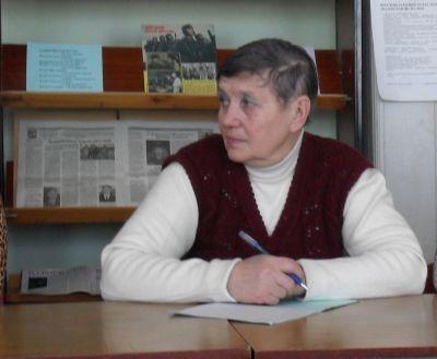 Более 18 лет, с января 1991года  по сентябрь 1992г., с апреля 1995г. по май 2012 г. Николаевскую библиотеку возглавляла Злобина Валентина Ивановна